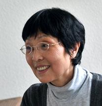 Frau Prof. Wenjun Zhang