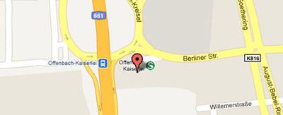 traditionelle chinesische Medizin, Frankfurt, Offenbach